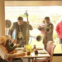 Le chant des Pavillons- La fauuse compagnie-La fête du Logelloù 2014