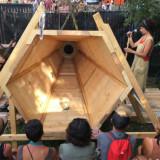 La sonothèque nomade / Paléo 2019